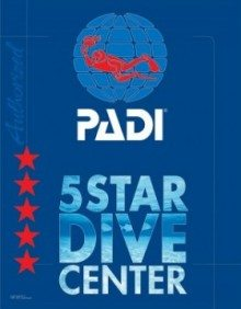 PADI 5 Star Dive Facility